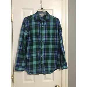 Plaid Old Navy Flannel Shirt !